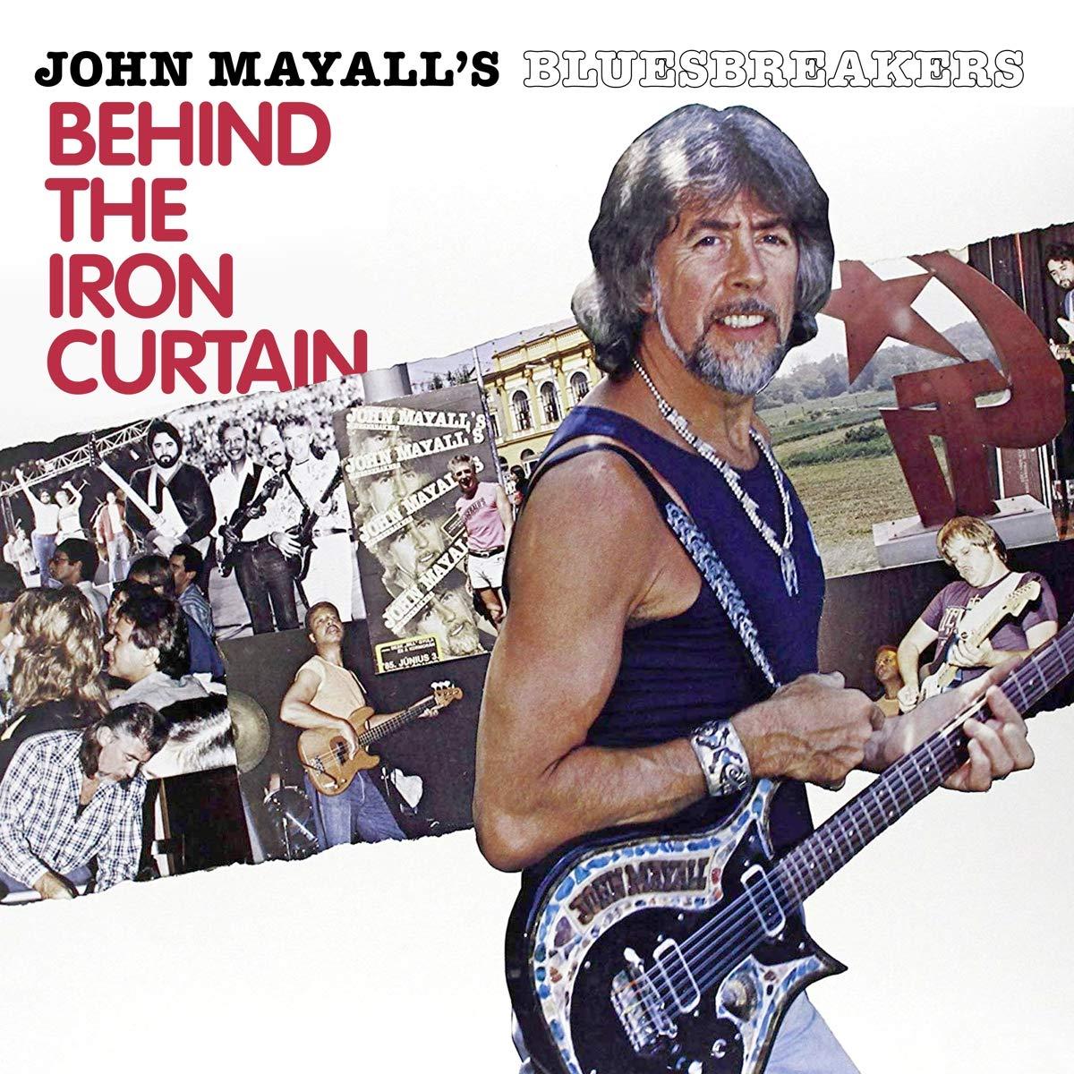John Mayall's Bluesbreakers Mayall's John Bluesbreakers. Behind The Iron Curtain (LP) behind the curtain