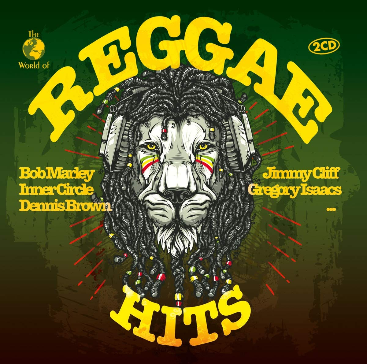 Various Artists Various Artists. World Of Reggae Hits (2 CD) все цены