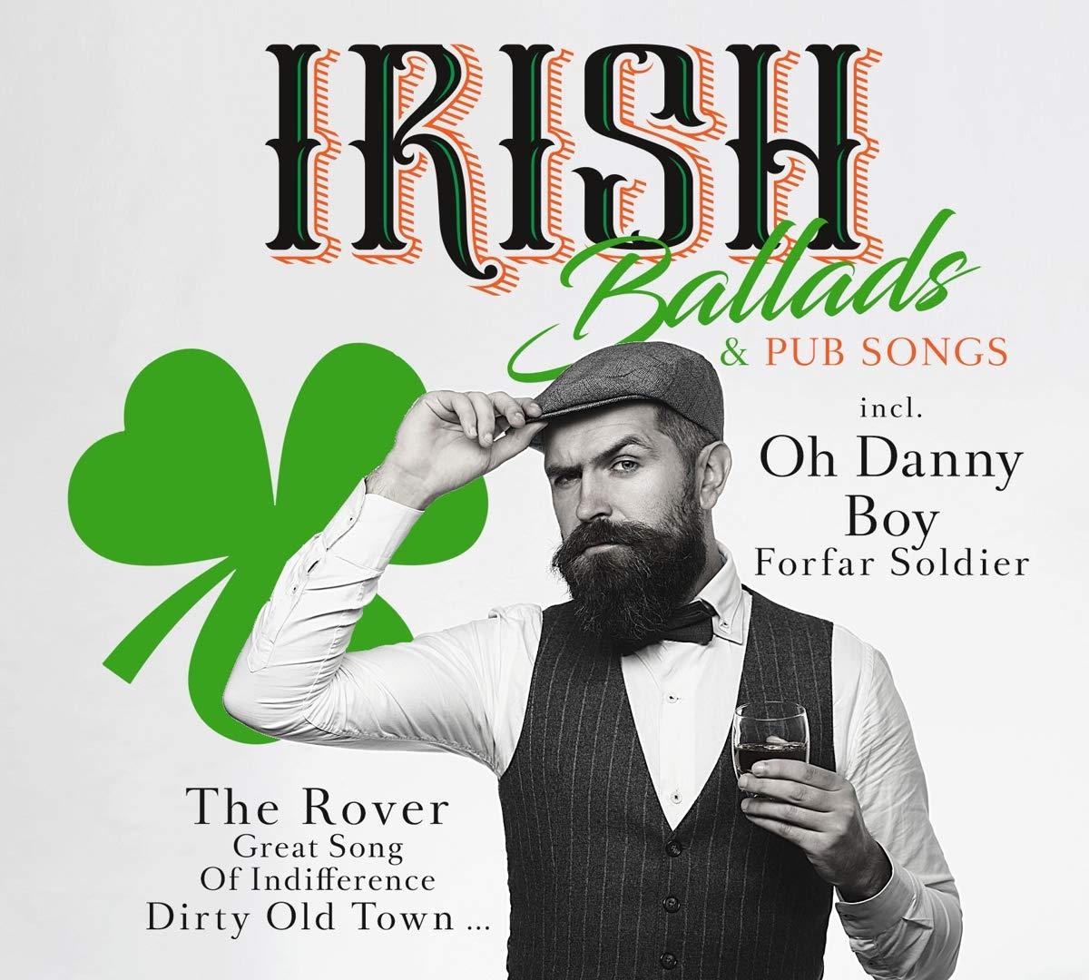 Various Artists. Irish Ballads & Pub Songs thomas moore irish melodies national airs sacred songs ballads songs etc