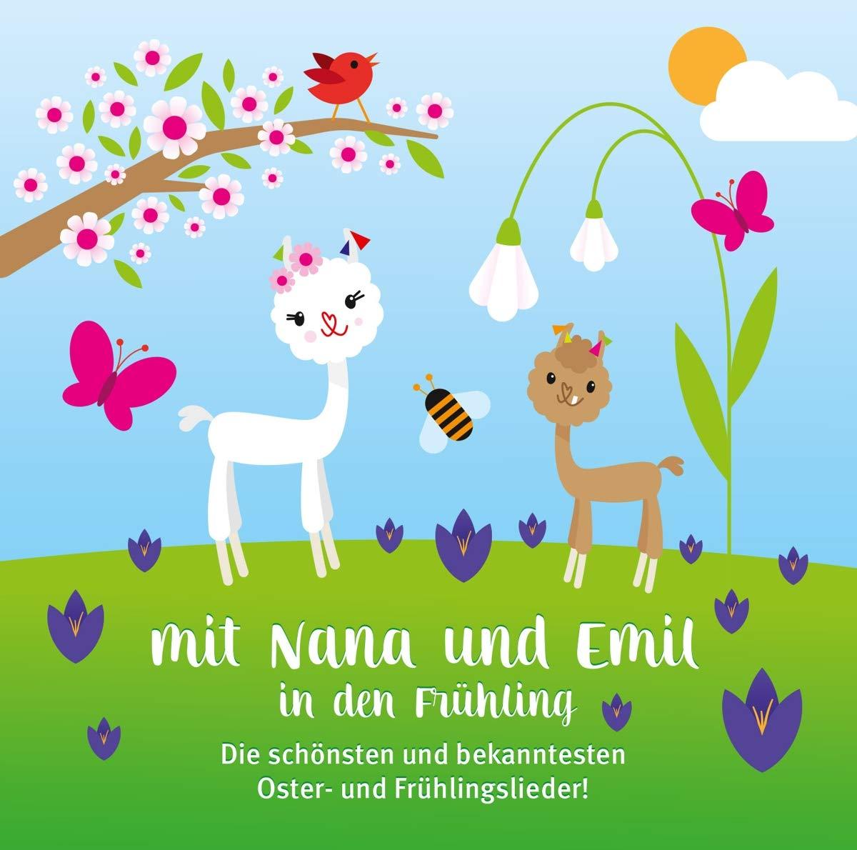 купить Nana Und Emil. Nana Und Emil Freuen Sich Auf онлайн