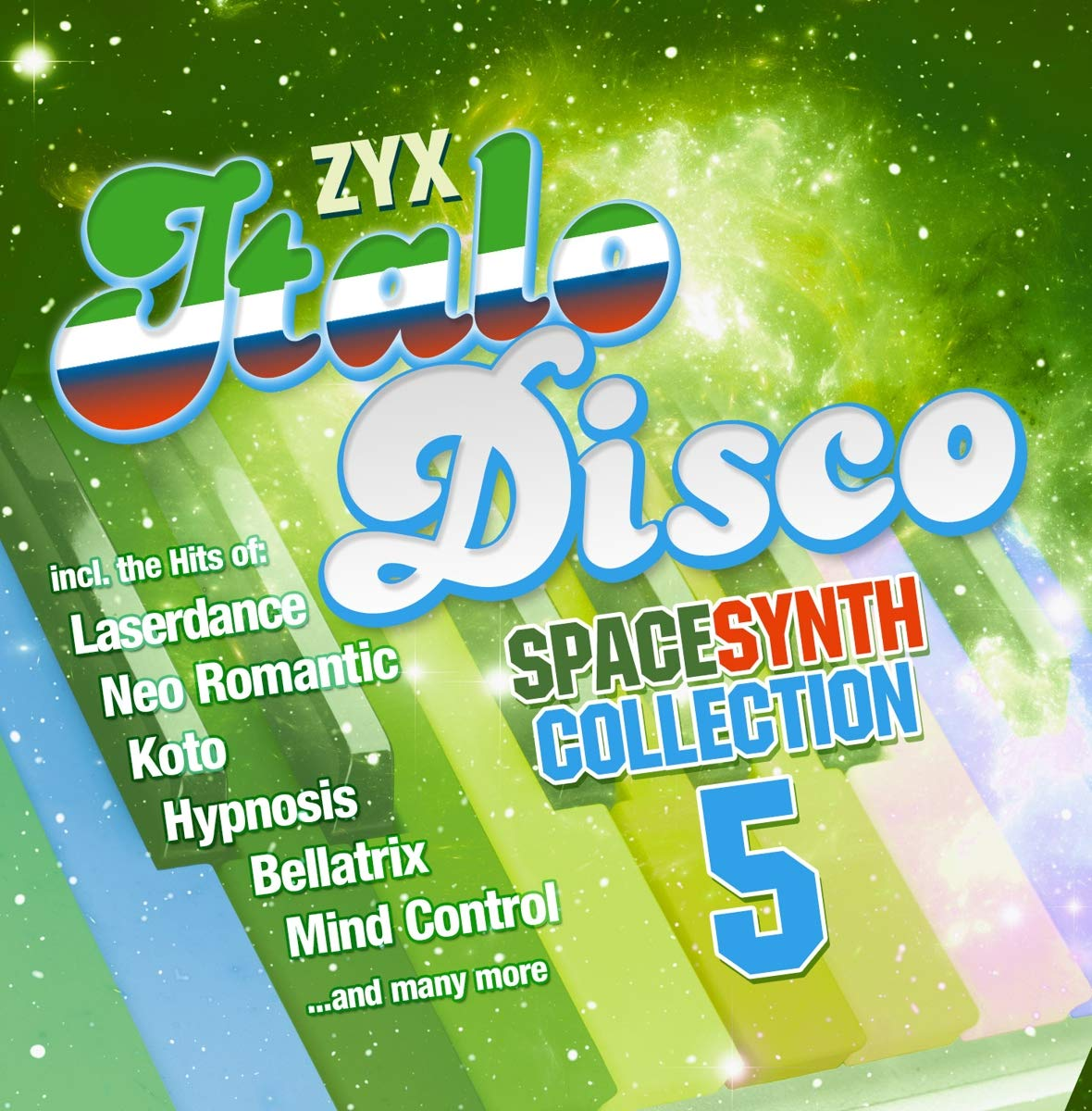 Various Artists Various Artists. Zyx Italo Disco Spacesynth Collection 5 (2 CD) цена и фото