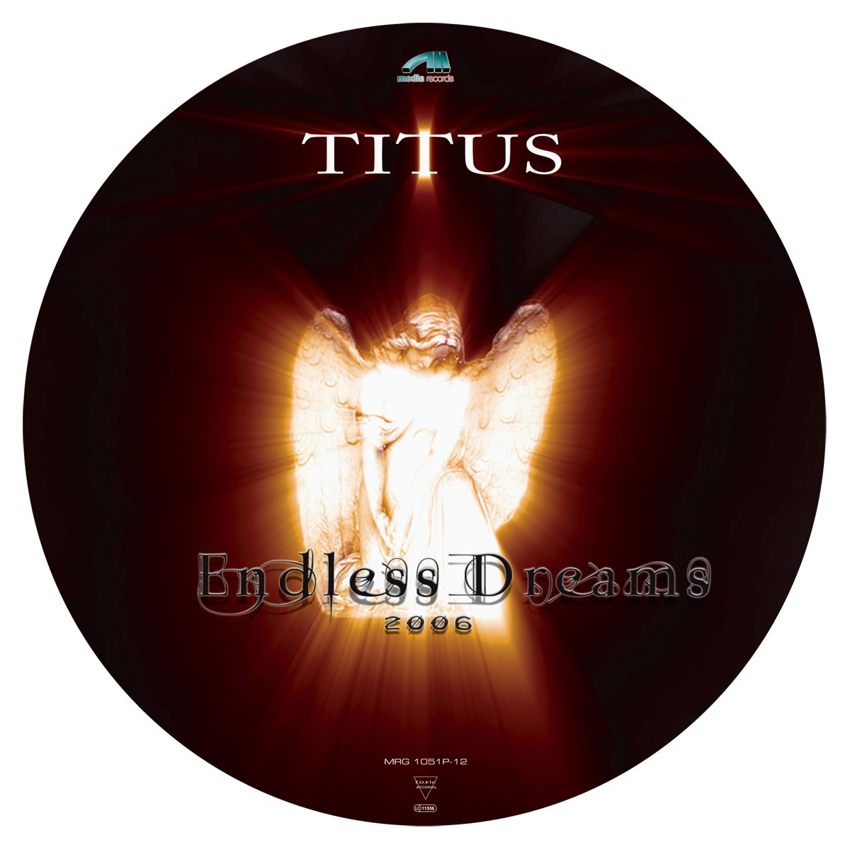 Titus. Endless Dreams 2006 (LP, Picture Disc)