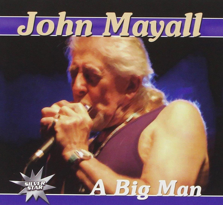 лучшая цена John Mayall Mayall John. A Big Man