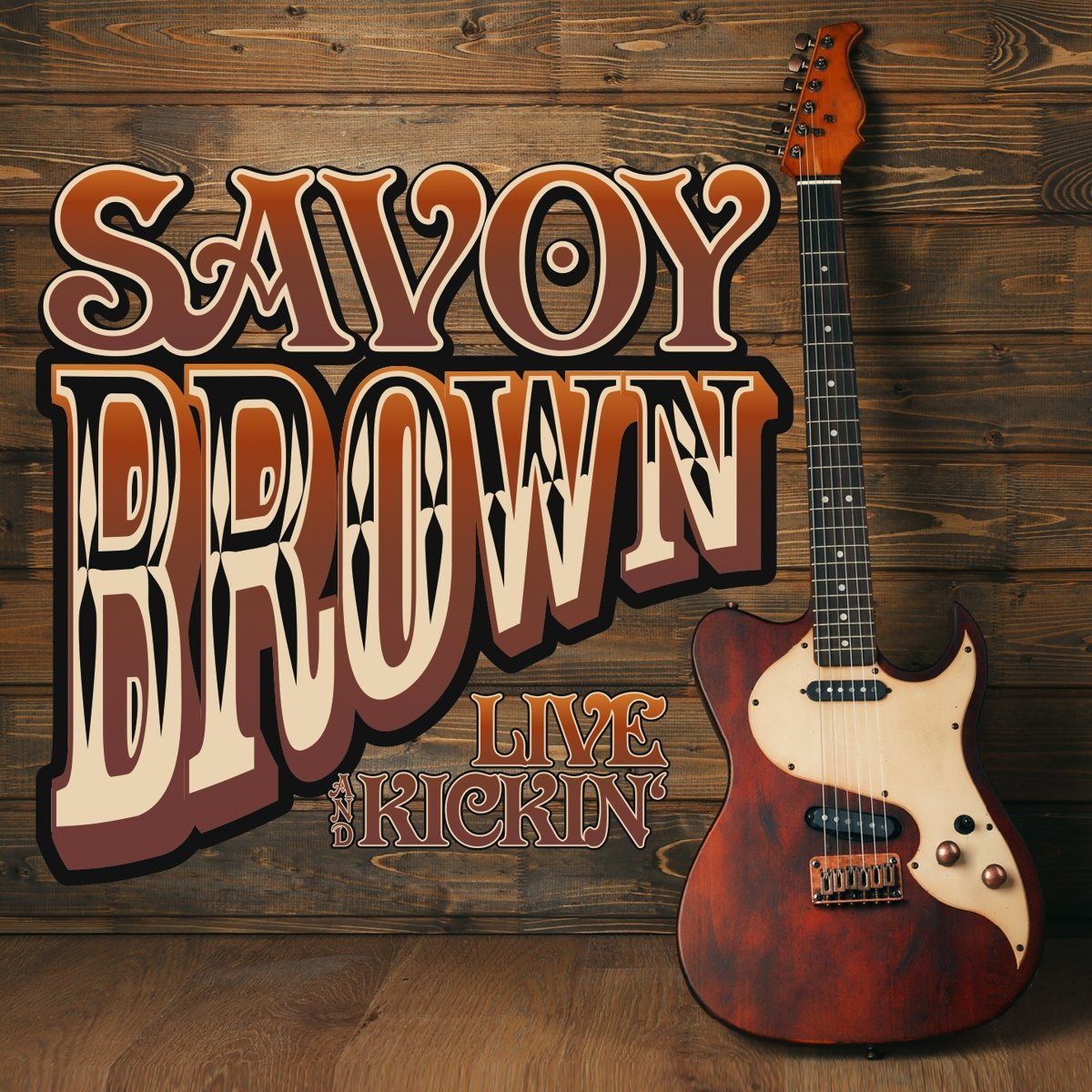 Savoy Brown Savoy Brown. Live And Kickin' lqian brown