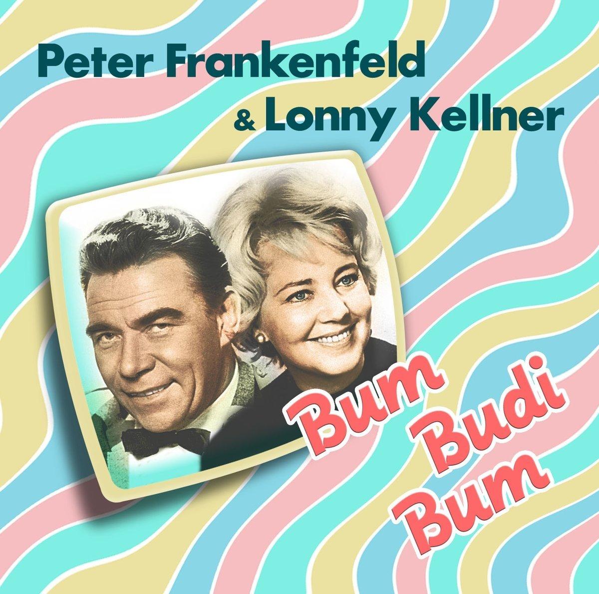 Peter Frankenfeld,Лонни Келлнер Peter Frankenfeld & Lonny Kellner. Bum Budi Bum (2 CD) clear detail bum bag