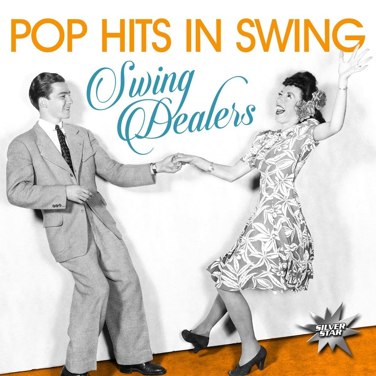 Фото - Swing Dealers Swing Dealers. Pop Hits In Swing v neck belt plaid swing dress