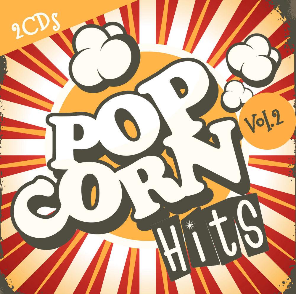 Various Artists. Popcorn Hits Vol. 2 (2 CD) недорого