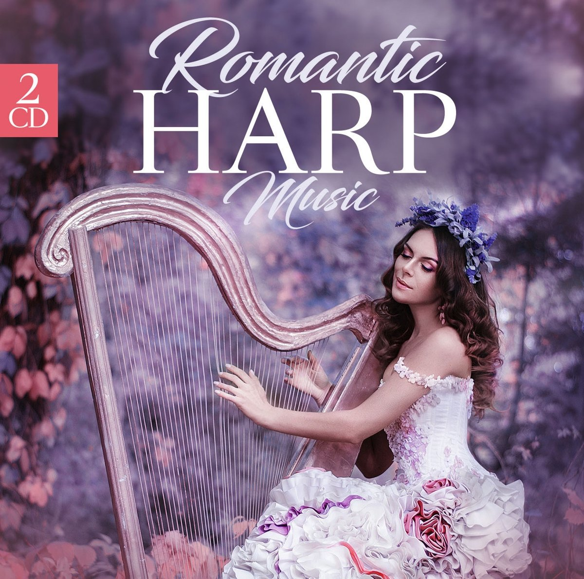 купить Various Artists Various Artists. Romantic Harp Music (2 CD) по цене 1670 рублей