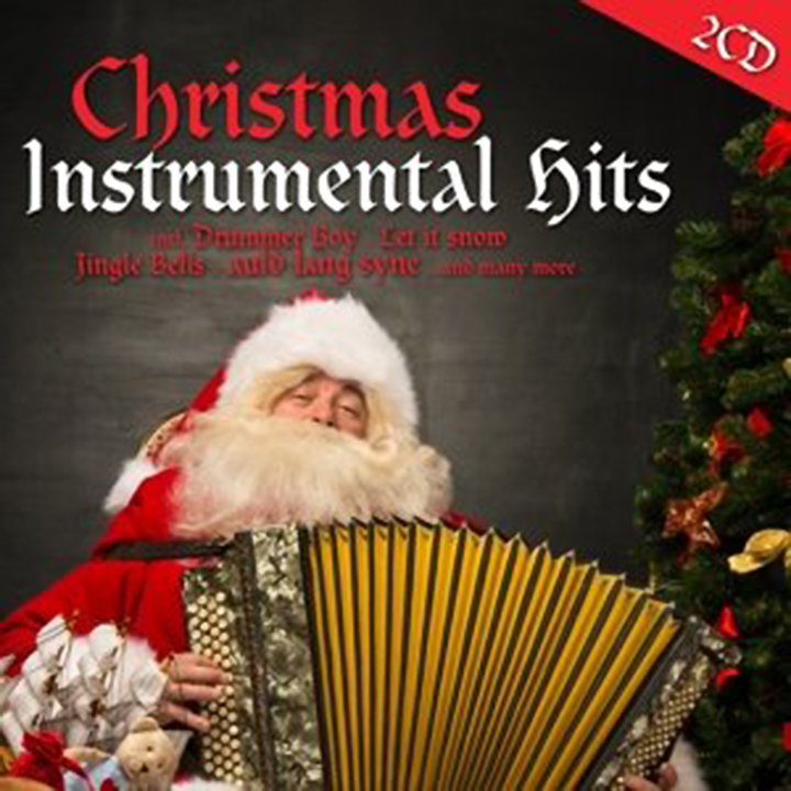 The World Christmas Orchestra. Christmas Instrumental Hits (2 CD) christmas party hits