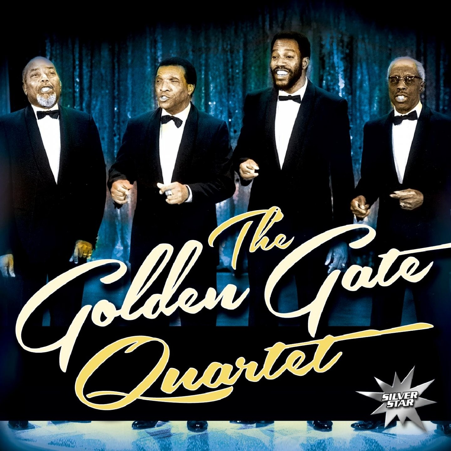 The Golden Gate Quartet The Golden Gate Quartet the silver gate