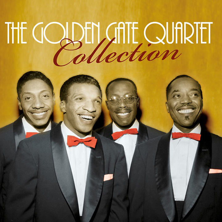 Фото - The Golden Gate Quartet The Golden Gate Quartet. Collection (2 CD) 200pcs lot cd4011be cd4011 cd4011b quad 2 input nor gate dip 14 cd digital ic