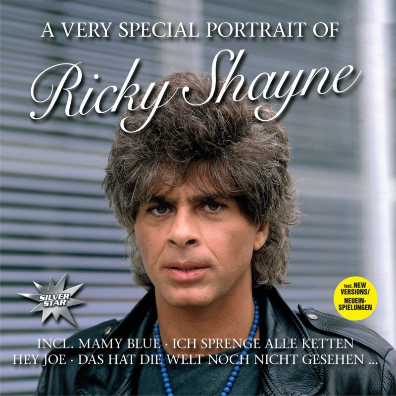 Рики Шейн Ricky Shayne. A Very Special Portrait Of рики нельсон ricky nelson whole lotta shakin goin on