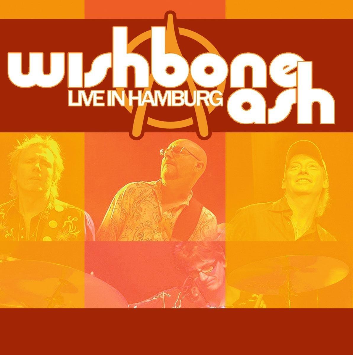 цена на Wishbone Ash Wishbone Ash. Live In Hamburg (LP)