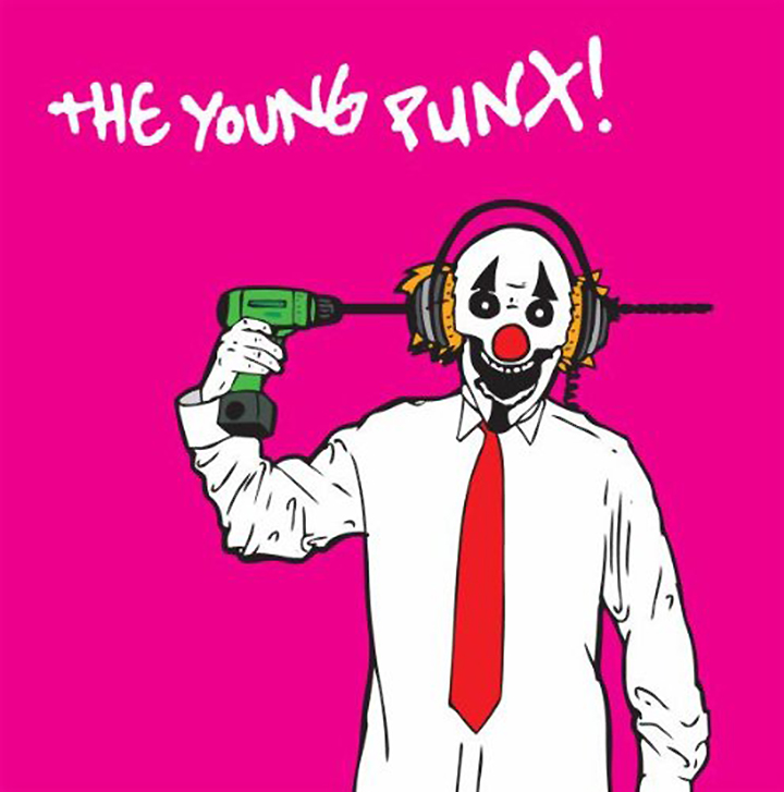 The Young Punx The Young Punx. Your Music Is Killing Me (2 CD) emerald de young inspire me