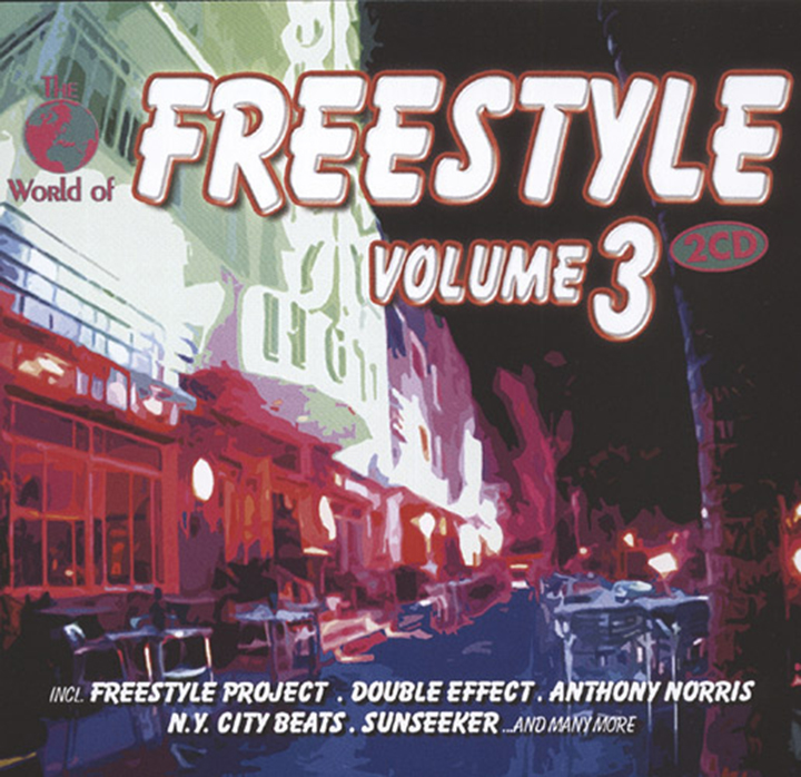 Various Artists Various Artists. World Of Freestyle Vol. 3 (2 CD) johnny o rookie severin jayda soft touch лила грейс roxanna shineaz junior tiara suga mama x on jaylez maximnoise ники дэниэлс duap mc ричи сантьяго freestyle vol 40 best of final edition 3 cd