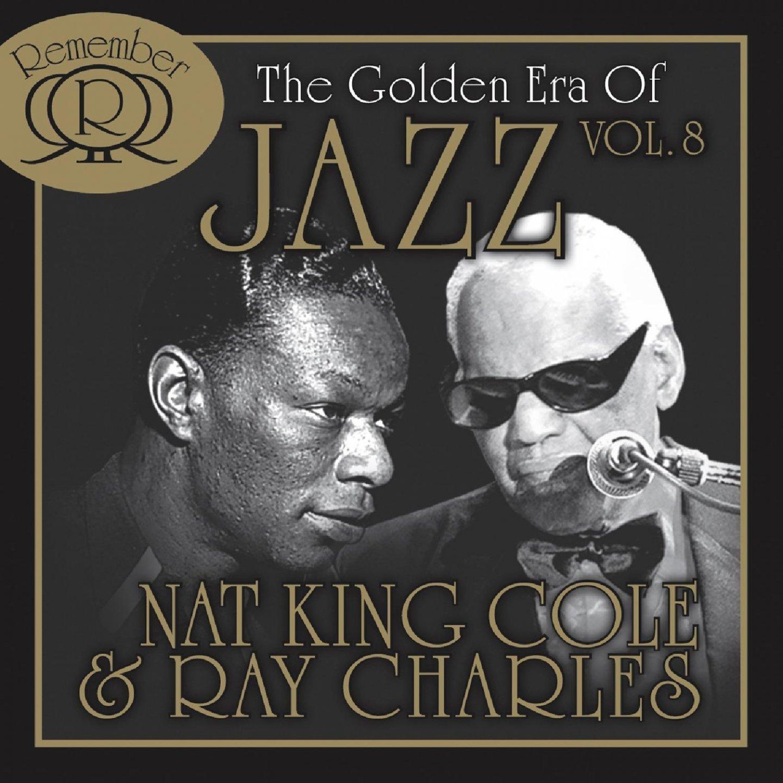 Nat King Cole & Ray Charles. The Golden Era Of Jazz Vol. 8 (2 CD) стоимость