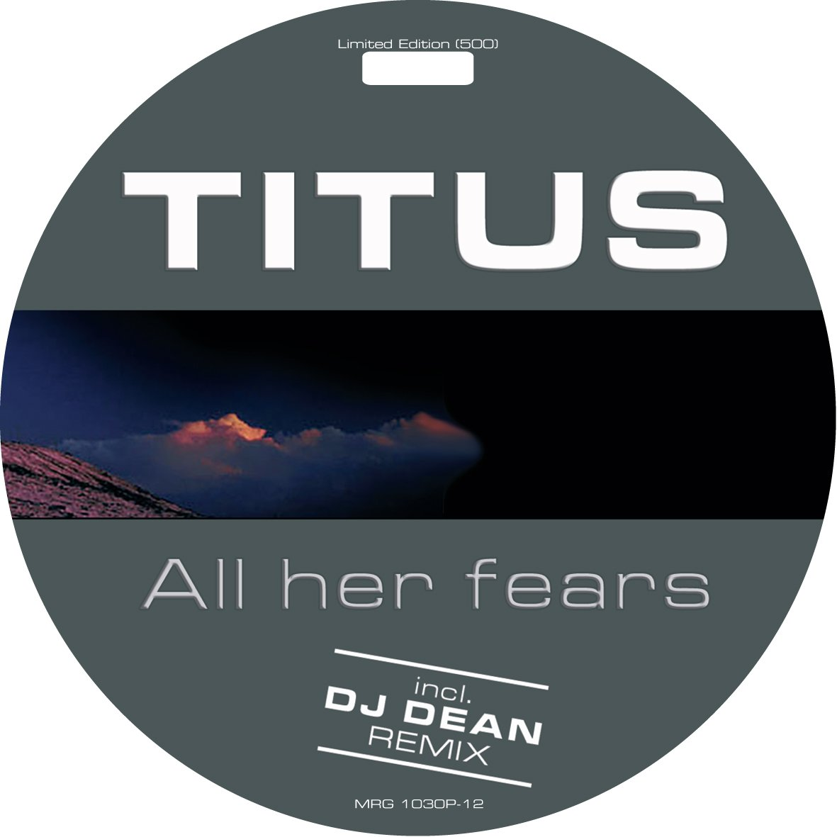 Titus. All Her Fears (LP, Picture Disc)