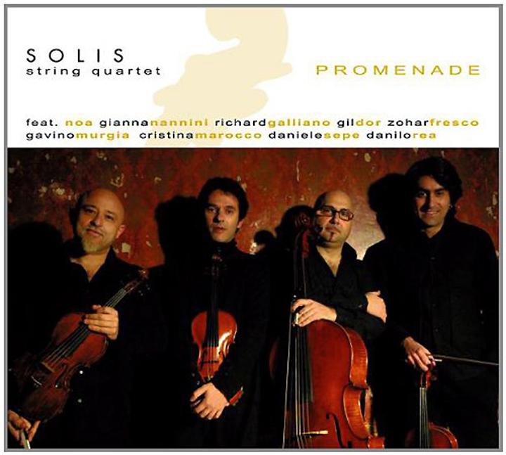 The Solis String Quartet Quartet. Promenade