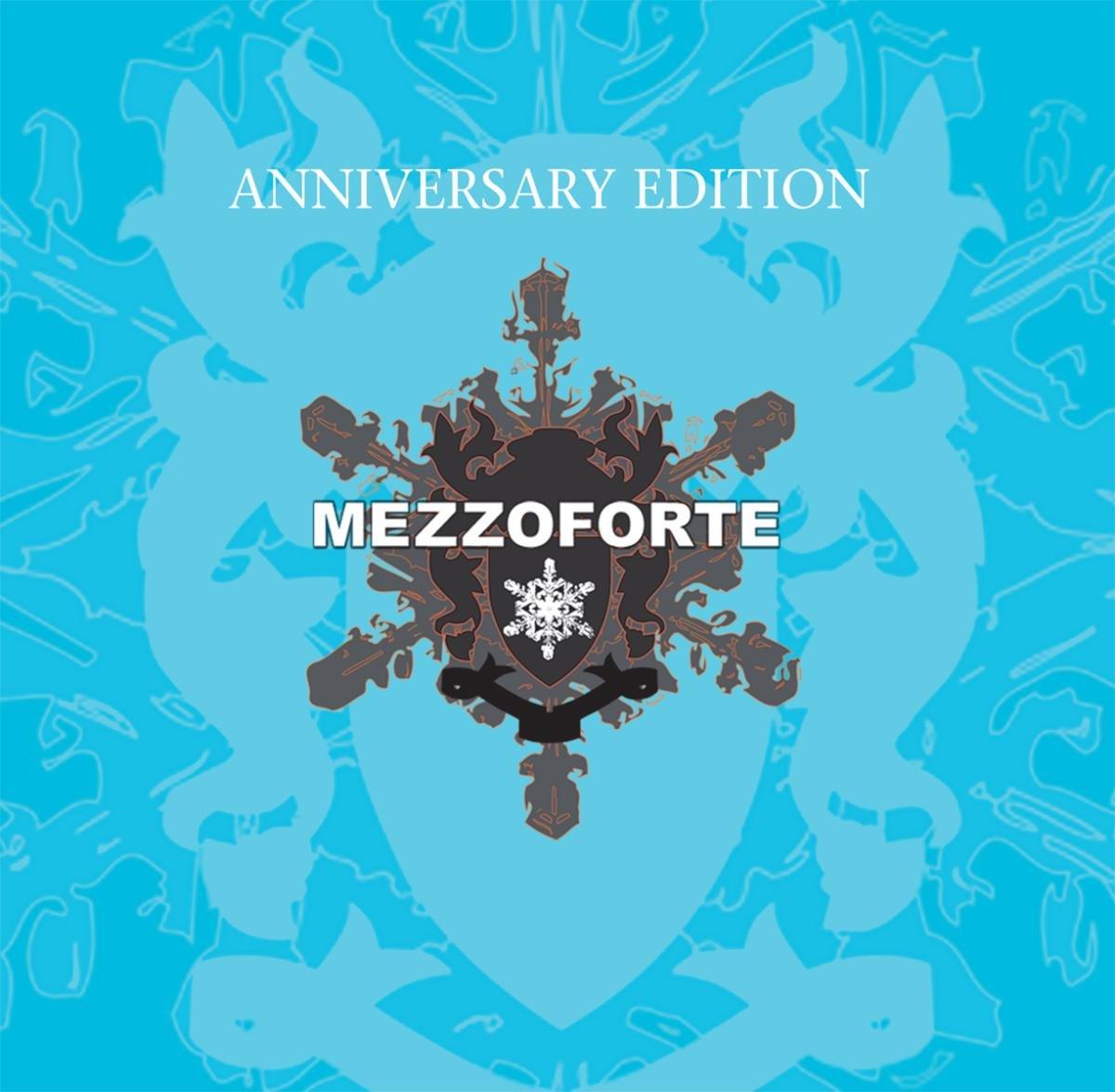 Mezzoforte Mezzoforte. Anniversary Edition (2 LP) mezzoforte mezzoforte islands