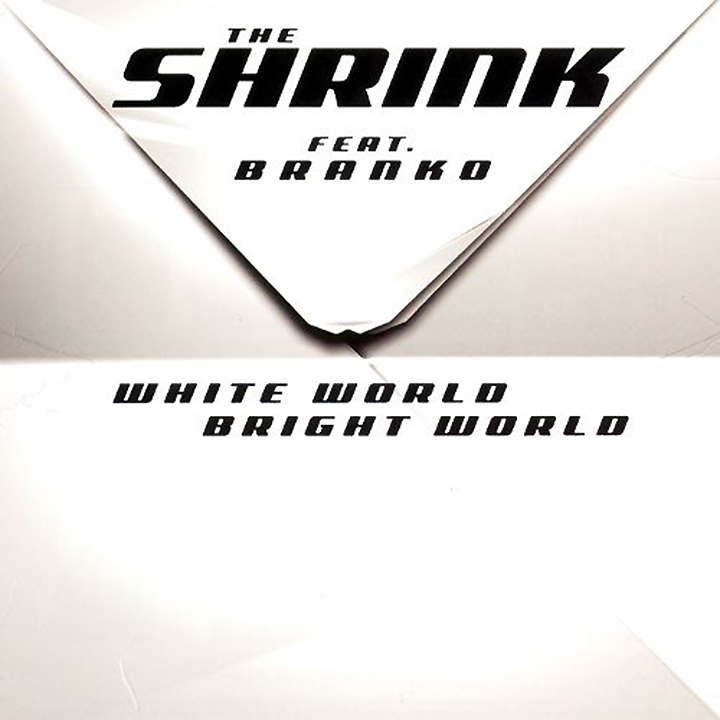 """The Shrink"",Branko The Shrink Feat. Branko. White World, Bright World (LP, Picture Disc)"