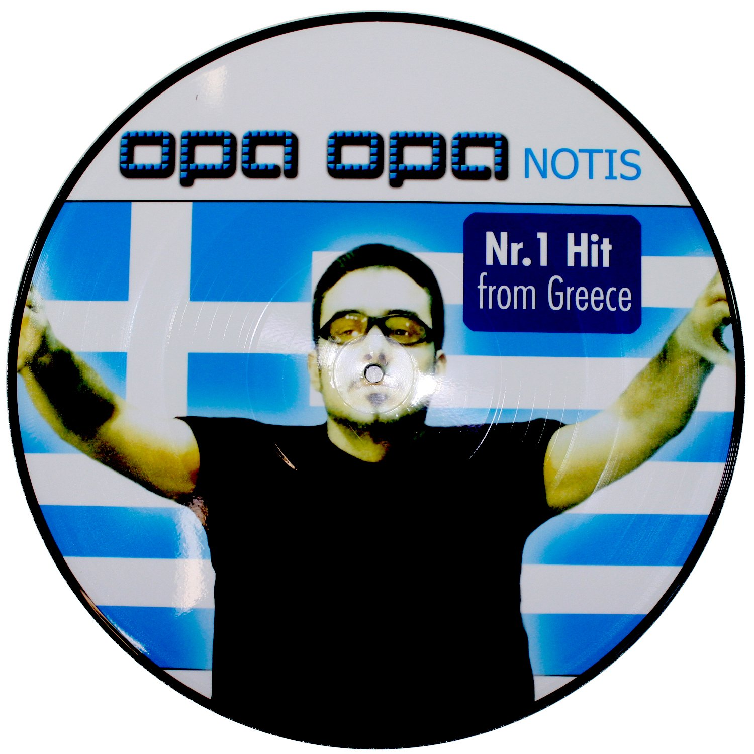 Notis. Opa Opa (LP, Picture Disc)