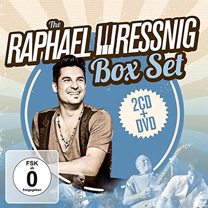 Рафаэль Врессниг Raphael Wressnig. The Raphael Wressnig (2 CD + DVD)