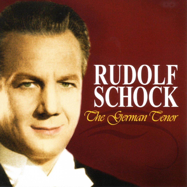Рудольф Шок Rudolf Schock. The German Tenor schock мойка кухоннаяschock imago 60d d 150 лунный камень