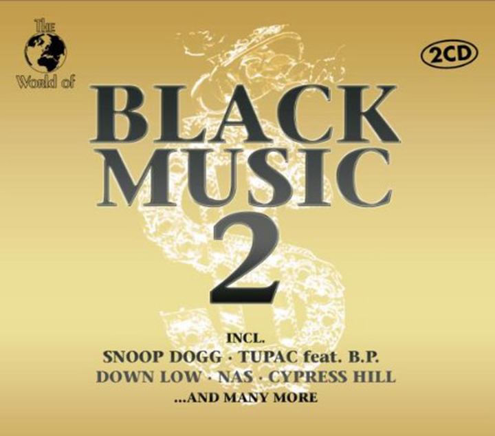 Various Artists Various Artists. World Of Black Music Vol. 2 (2 CD) my kind of music cool yule 2 cd