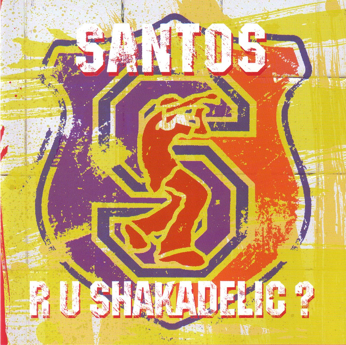 Santos Santos. Are U Shakadelic? (2 LP)