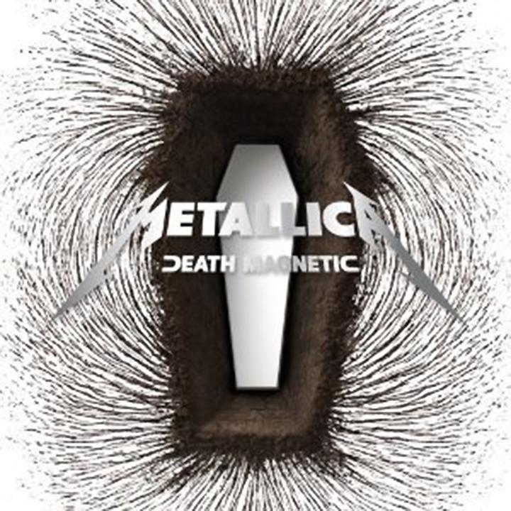 Metallica Metallica. Death Magnetic metallica garage inc