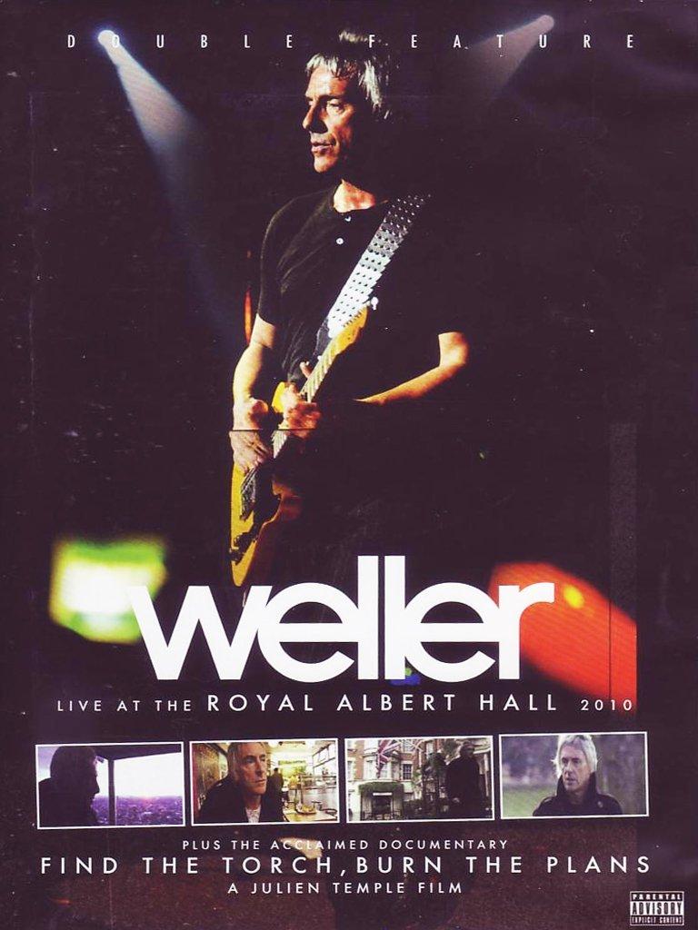 Paul Weller. Live 2010 (CD + DVD) the vamps the vamps wake up cd dvd