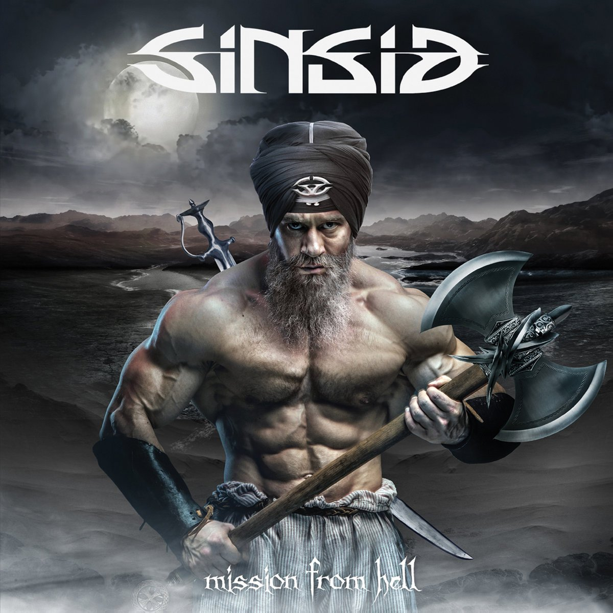 Sinsid Sinsid. Mission From Hell gothic vampires from hell