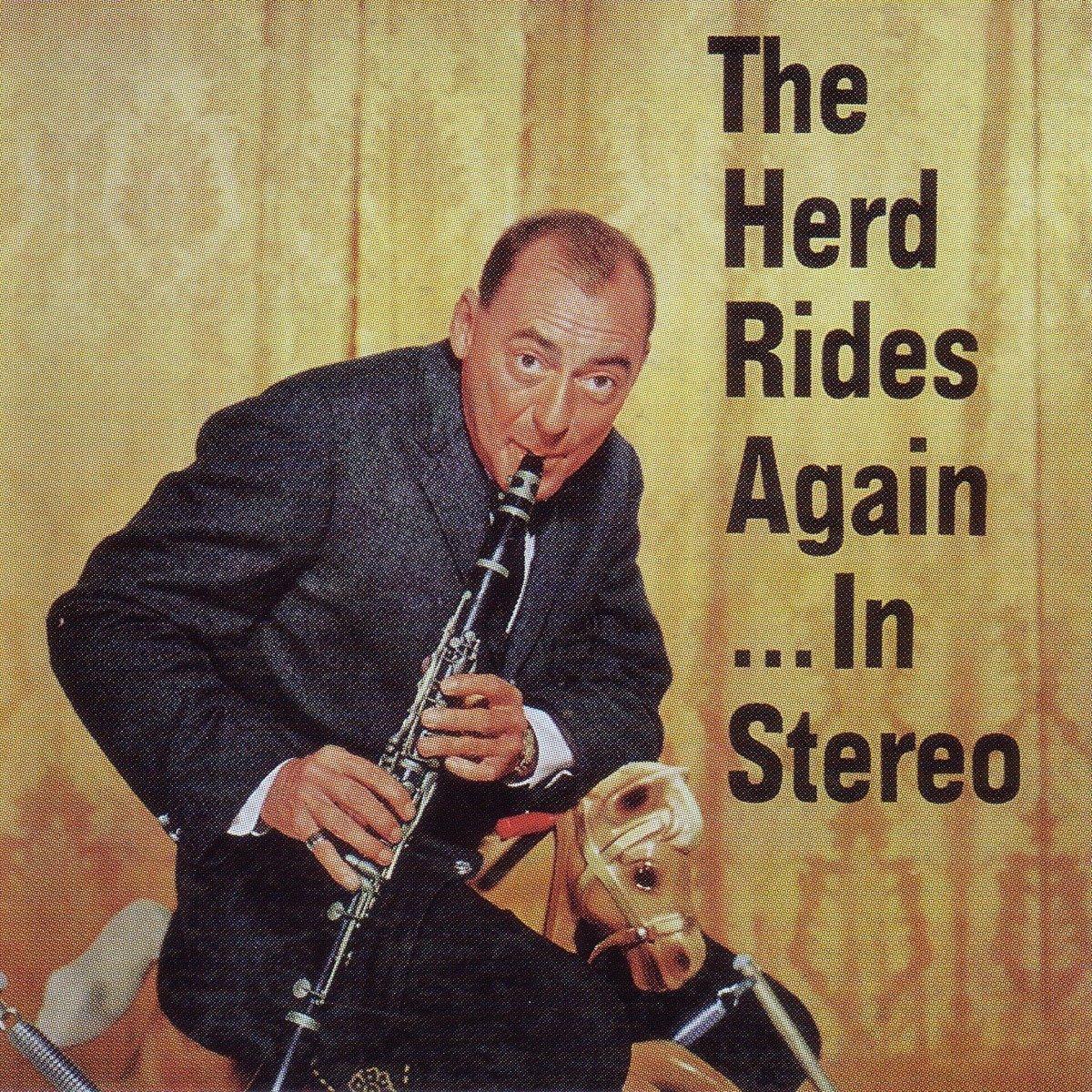 Вуди Херман Woody Herman. The Herd Rides Again херман серго vihavald