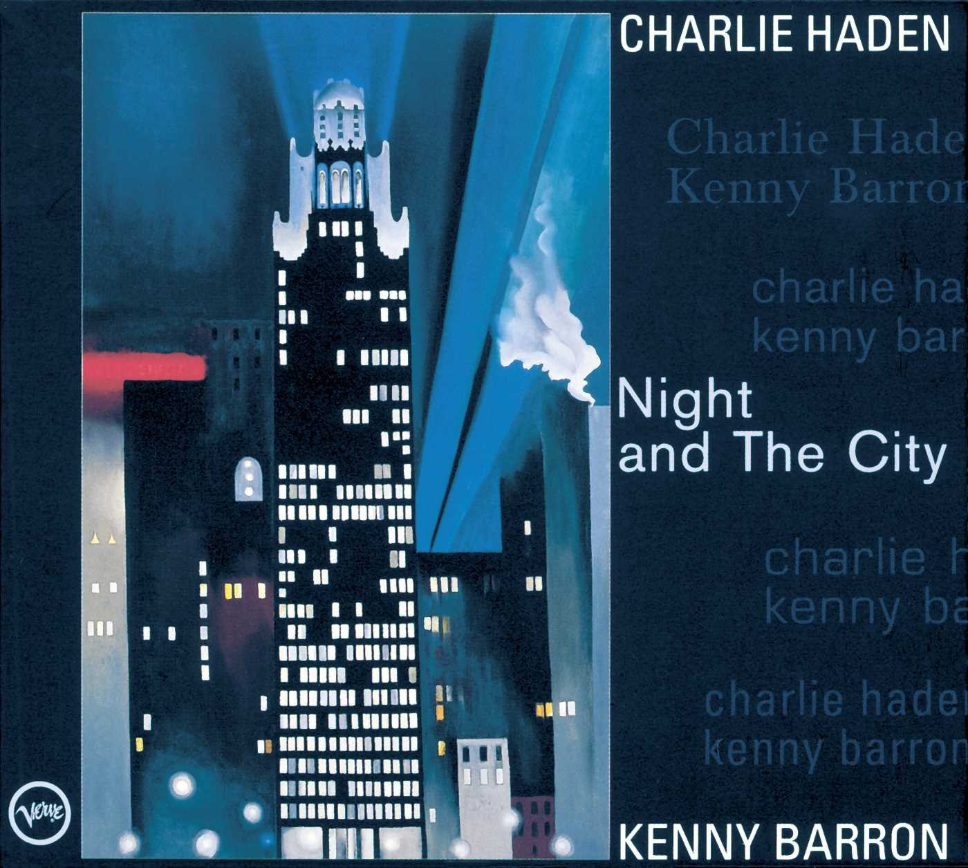 Charlie Haden & Kenny Barron. Night And The City charlie haden charlie haden beyond the missouri sky 2 lp