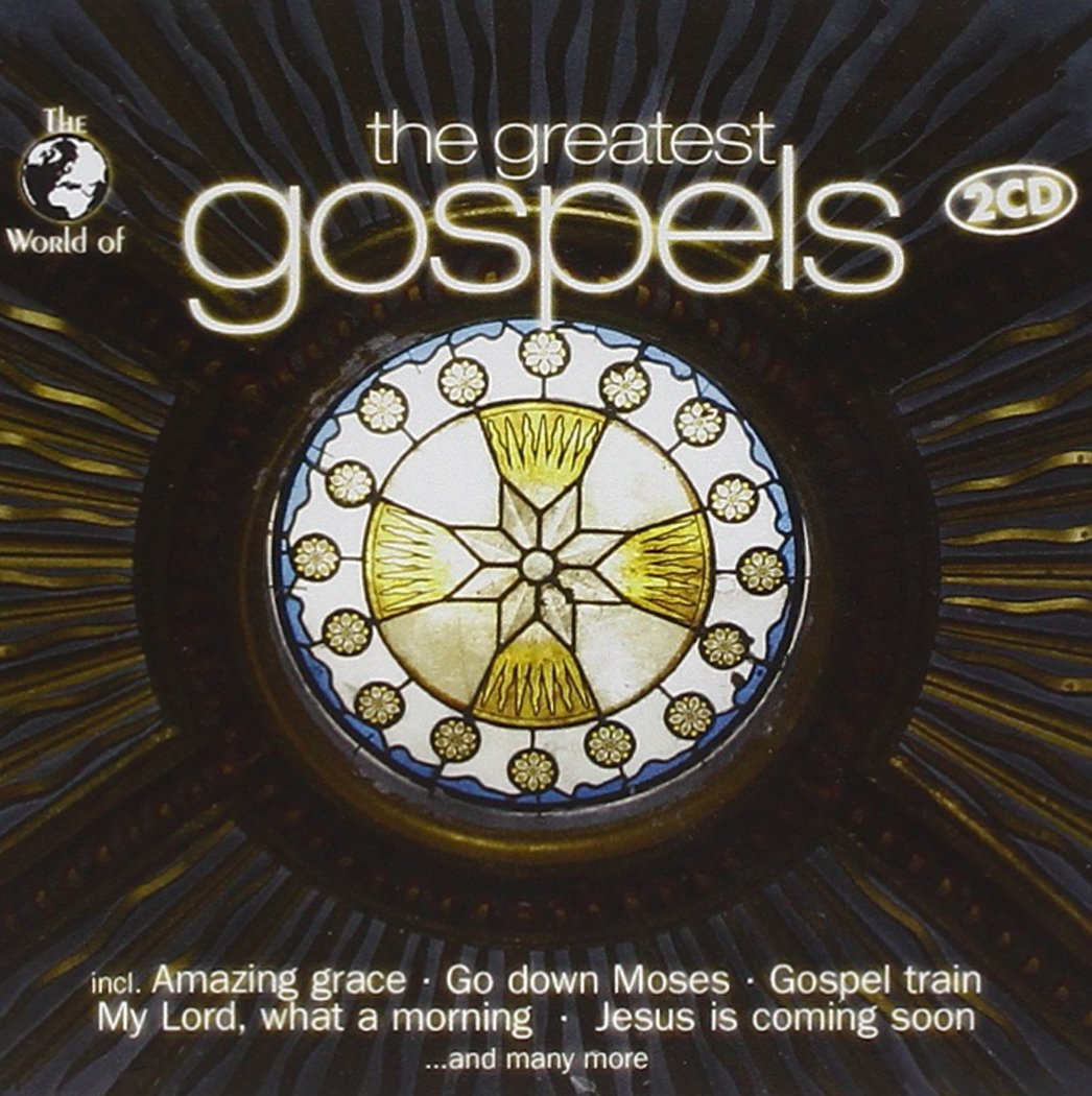 цена на Various Artists Various Artists. World Of The Greatest Gospels (2 CD)