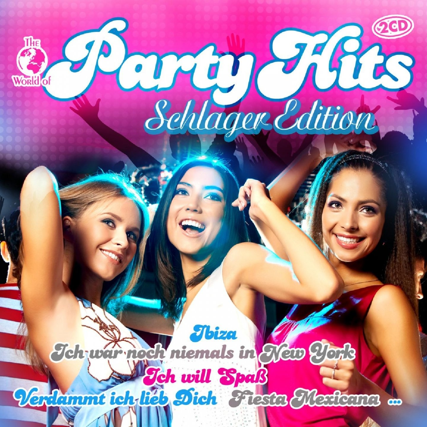 Various Artists Various Artists. World Of Party Hits - Schlager Edition (2 CD) public viewing party hits 2 cd
