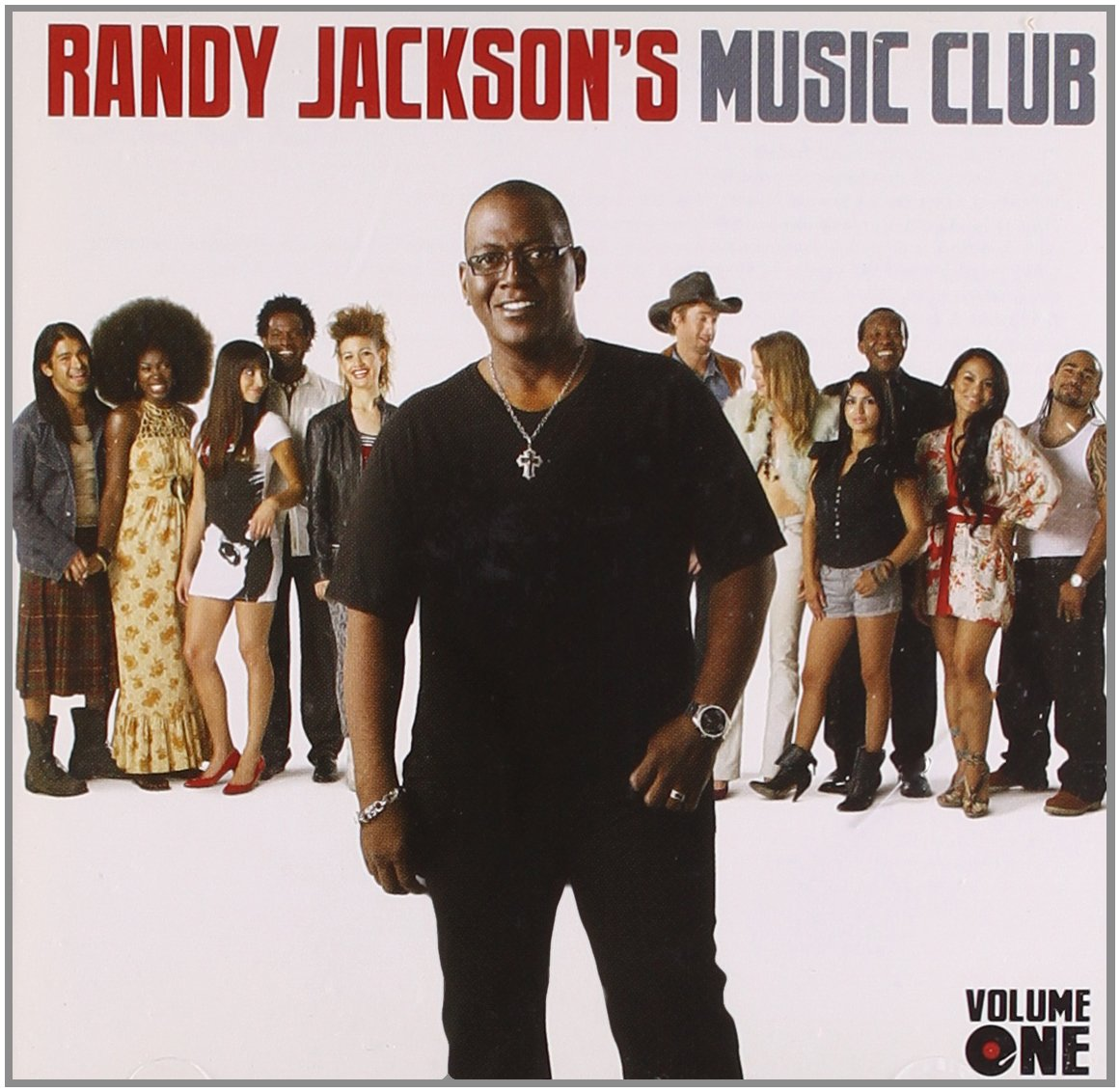 Randy Jackson. Music Club, Vol.1 helana michelle i am something