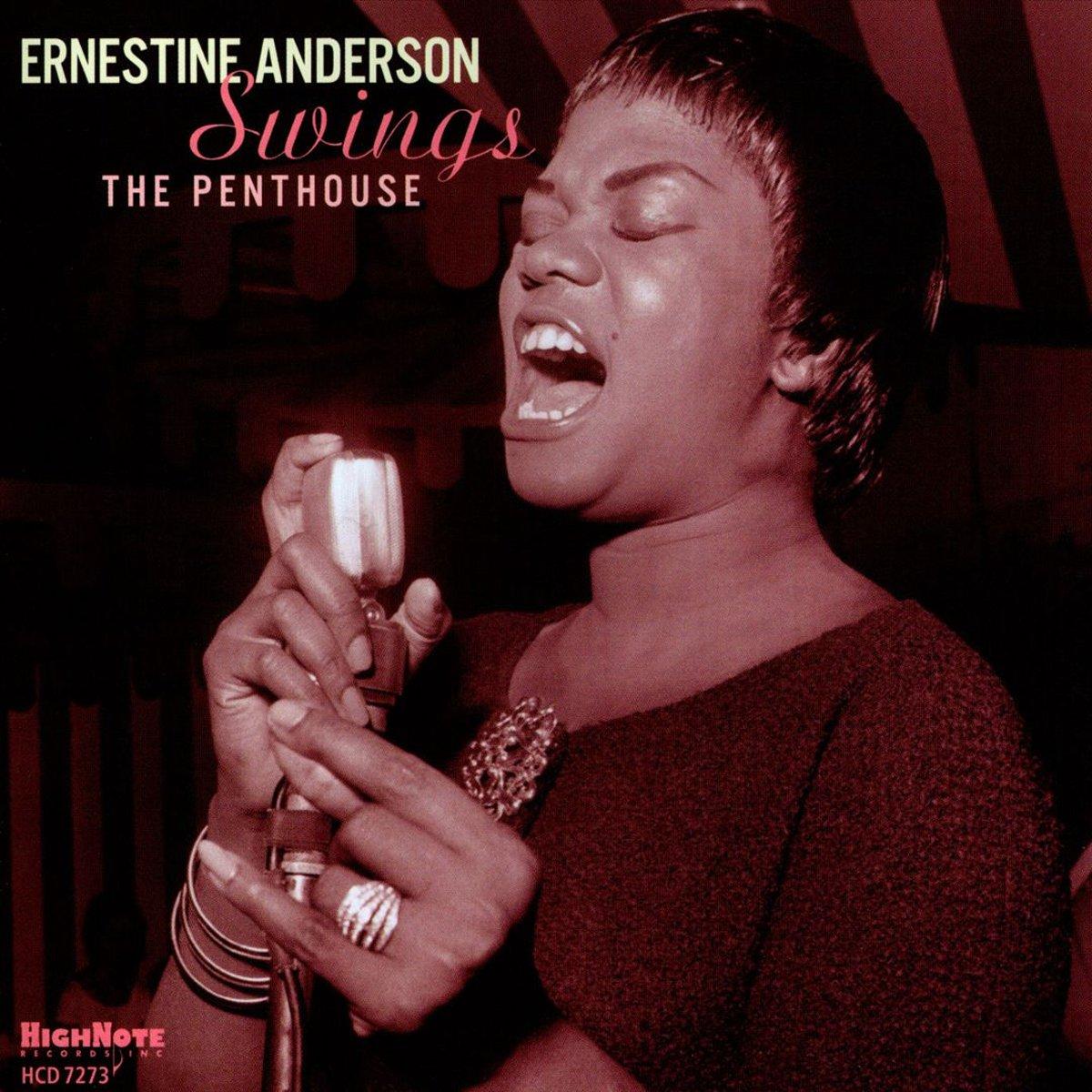 Ernestine Anderson. Ernestine Anderson Swings The недорго, оригинальная цена