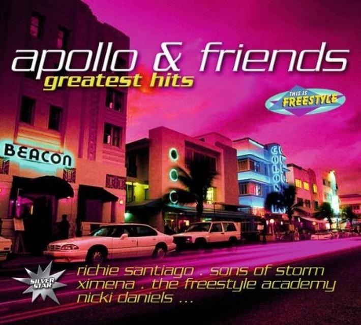 Apollo Apollo. Greatest Hits цена и фото