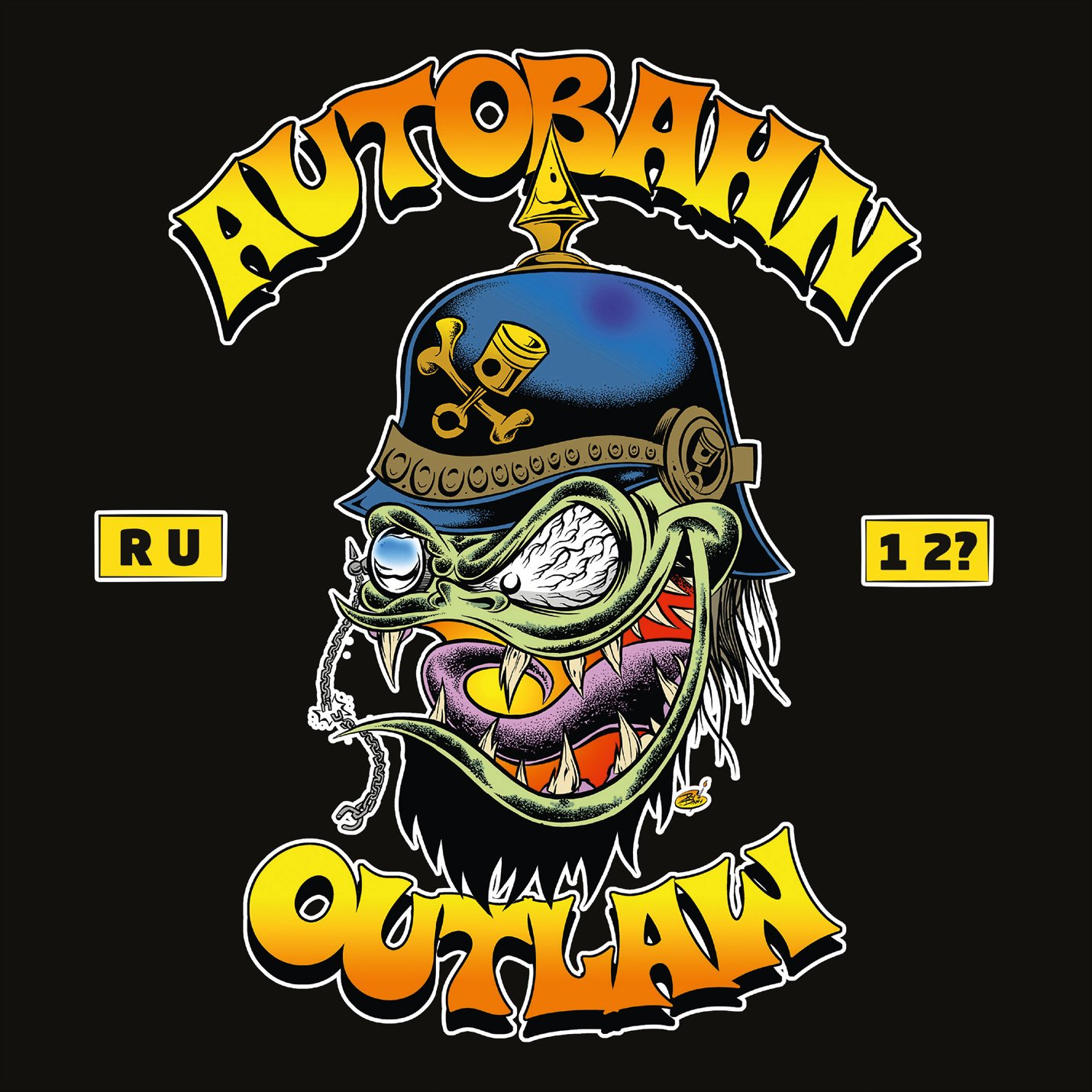 Autobahn Outlaw Autobahn Outlaw. Are You One Too (LP) outlaw country