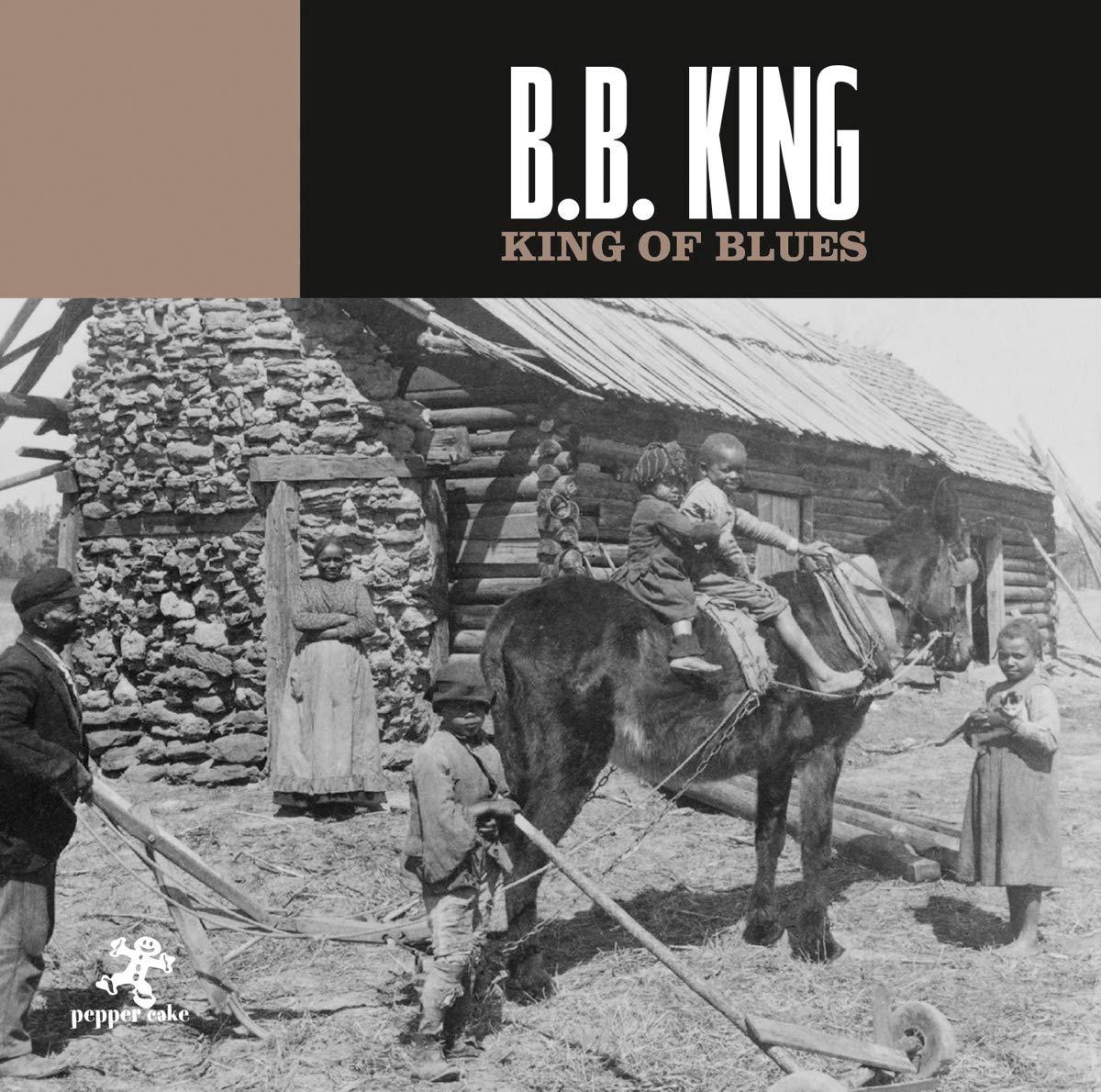 Би Би Кинг B. B. King. King Of Blues би би кинг b b king