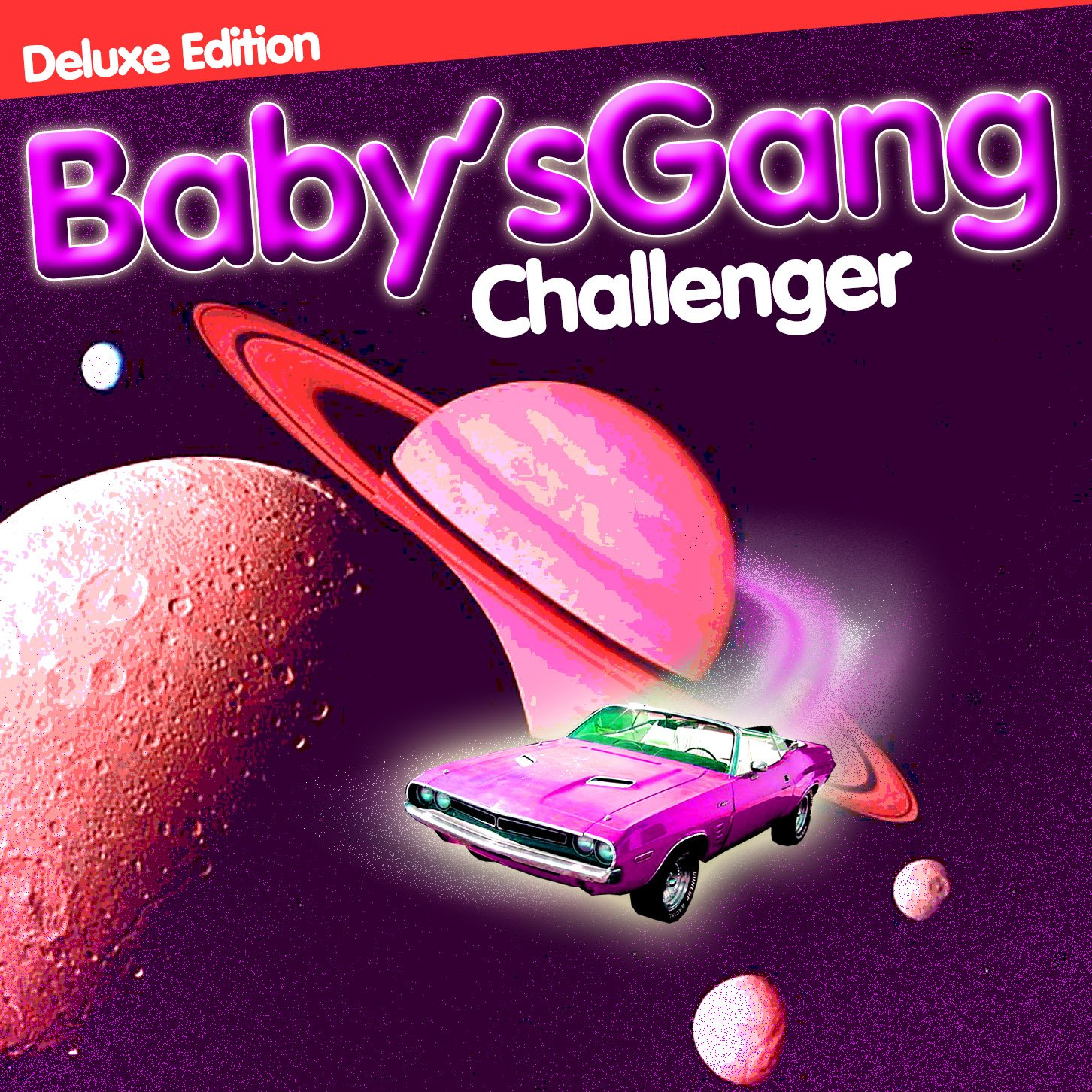 цена на Baby's Gang Baby's Gang. Challenger (Deluxe Edition) (LP)