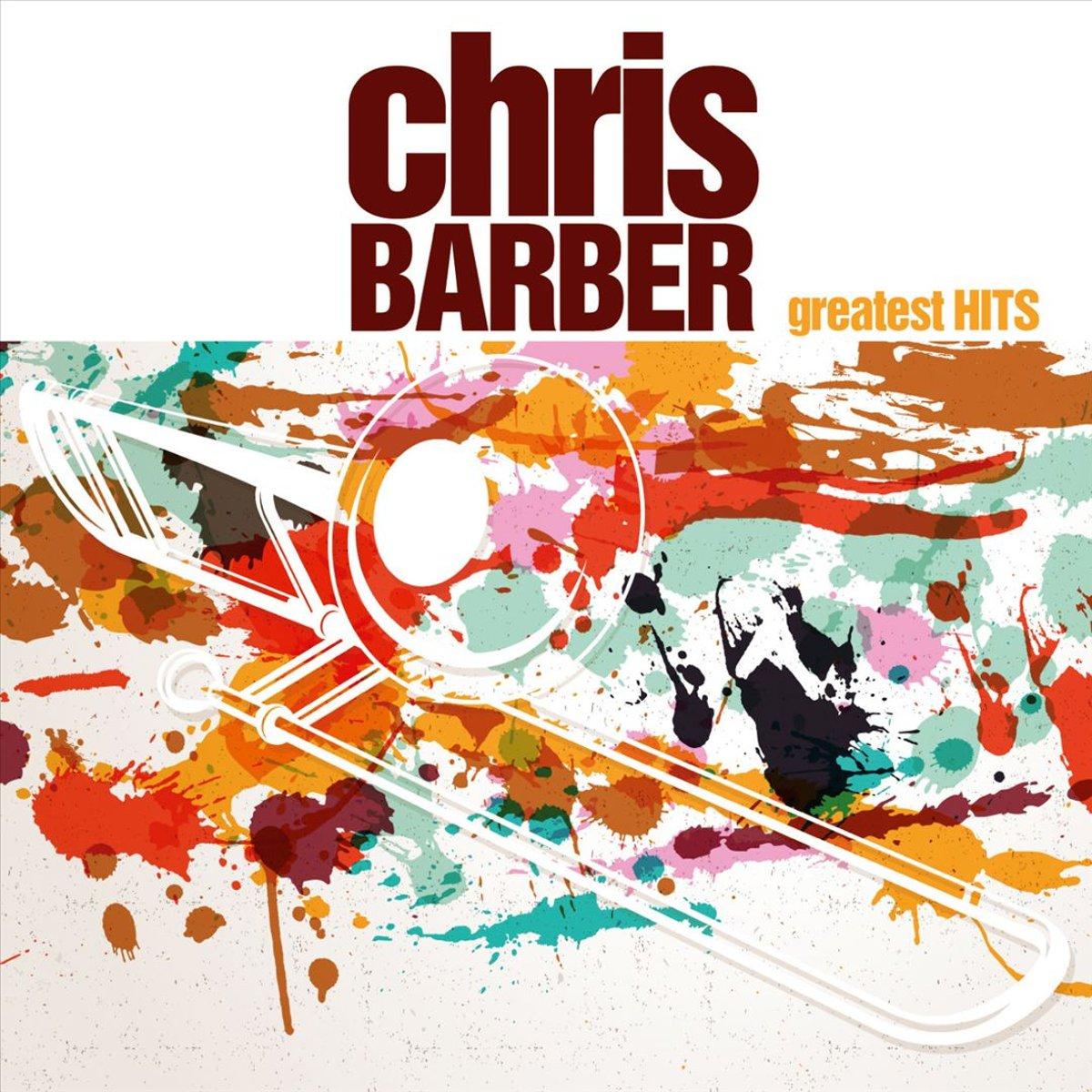 Крис Барбер Chris Barber. Chris Barber's Greatest Hits (LP) chris mcnab schusswaffen