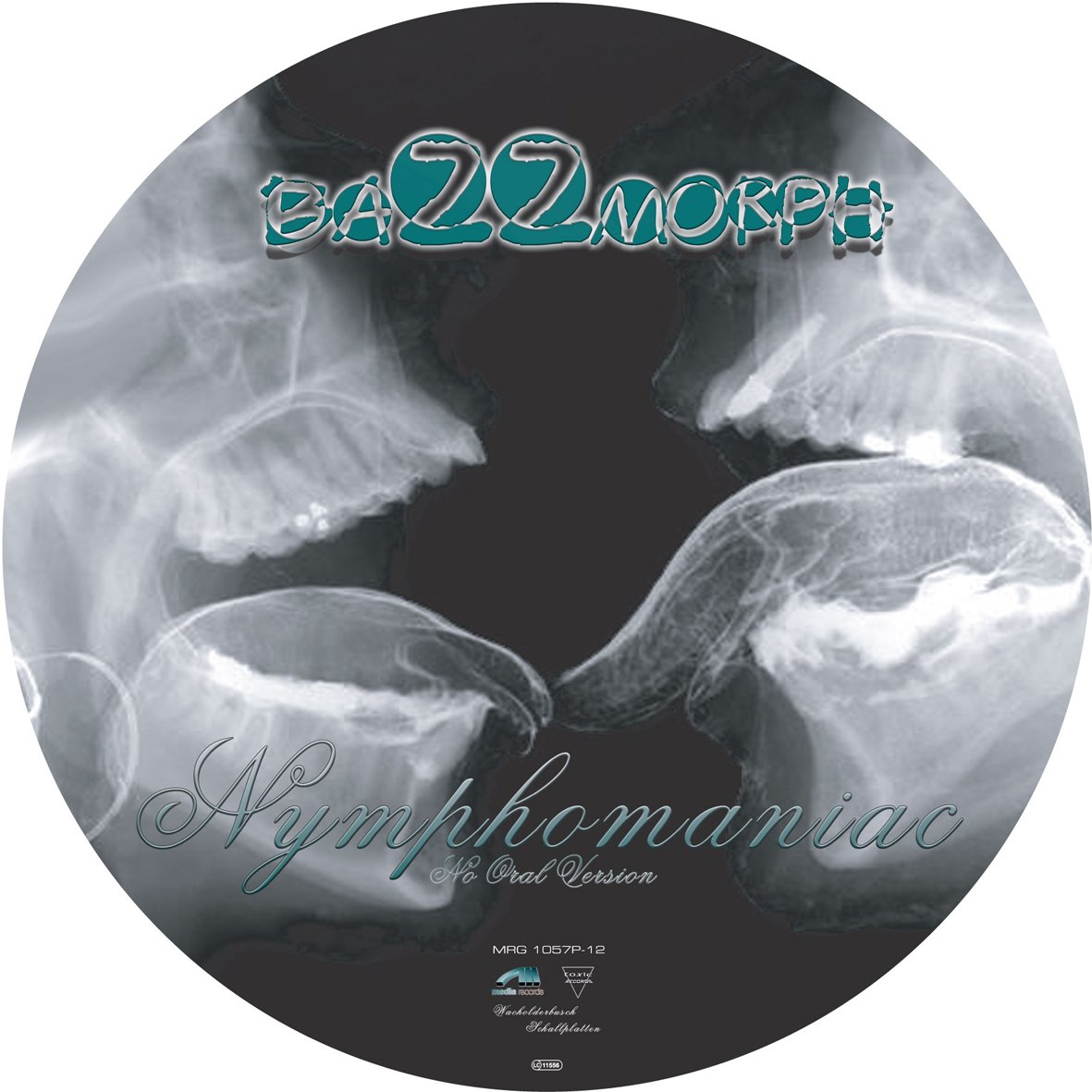 Bazzmorph Bazzmorph. Nymphomaniac (LP, Picture Disc)
