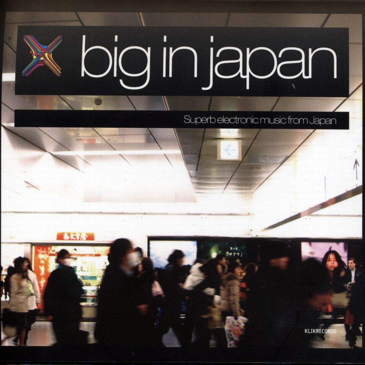 Big In Japan Japan. Superb Electronic Music From Jepen