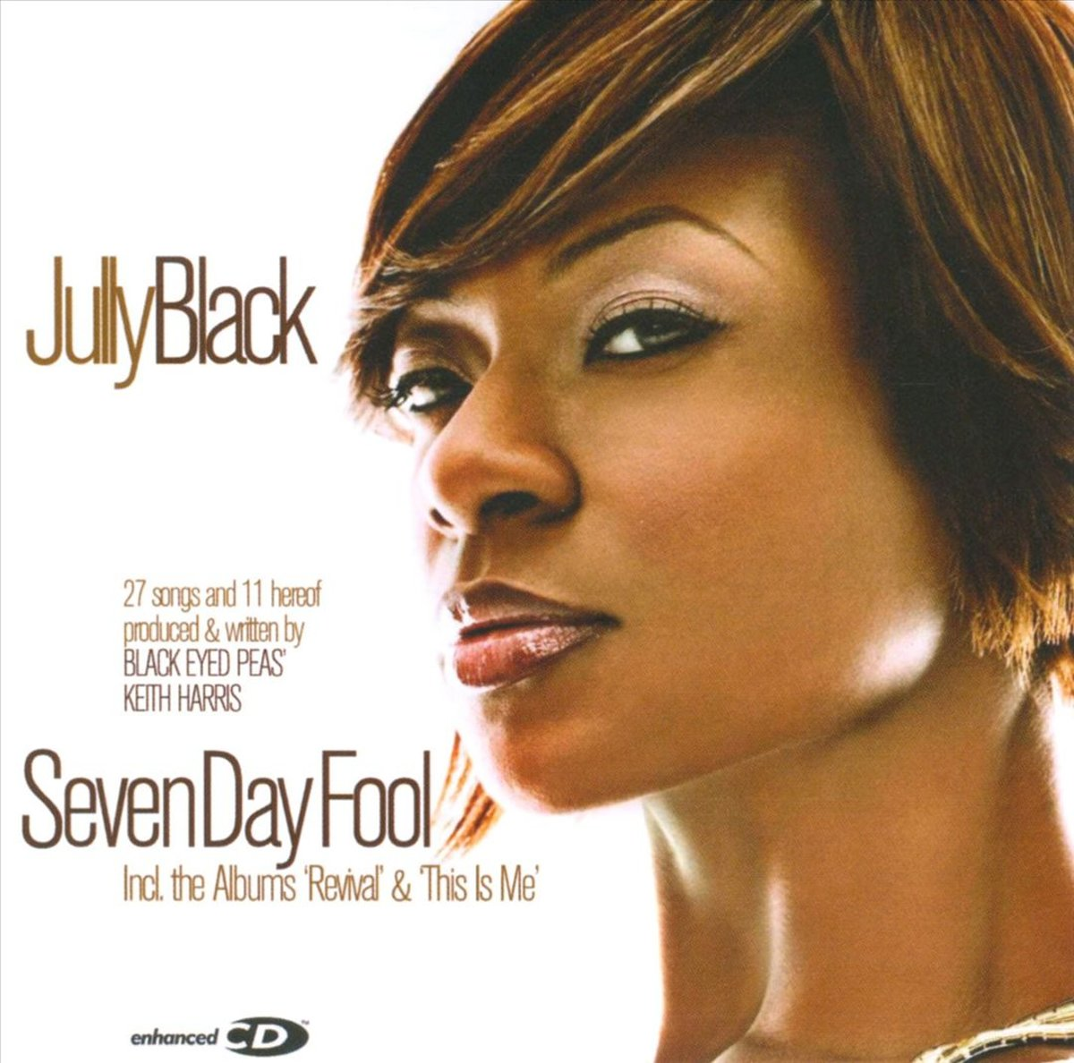 где купить Джулли Блэк Jully Black. Seven Day Fool (2 CD) по лучшей цене