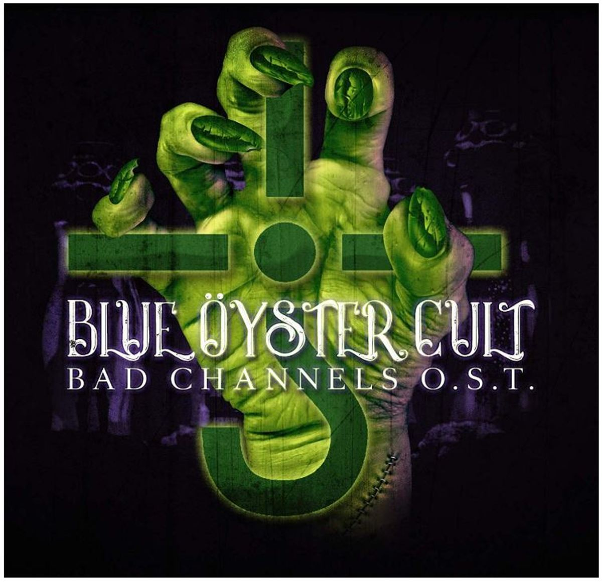 Blue Oyster Cult Cult. Bad Channels O. S. T.
