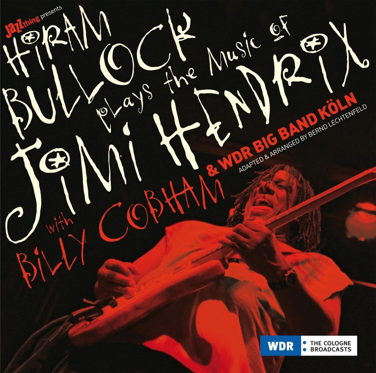 Hiram Bullock. Plays The Music Of Jimi Hendrix (LP)