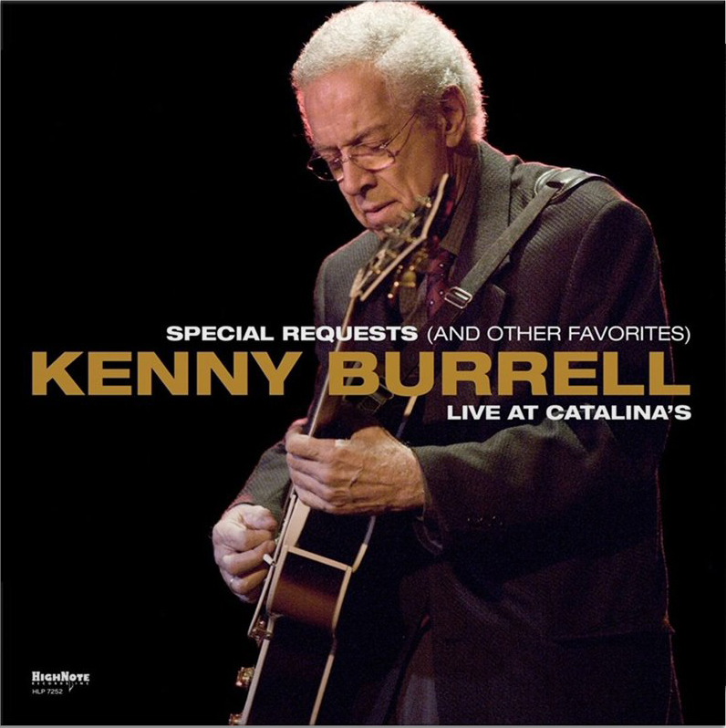 Кенни Баррелл Kenny Burrell. Special Requests (LP) коулмен хокинс кенни баррелл рэй брайант вендел маршалл оси джонсон coleman hawkins soul