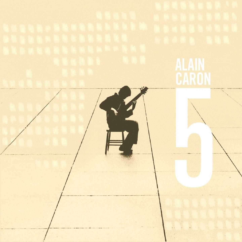 Alain Caron Caron. 5